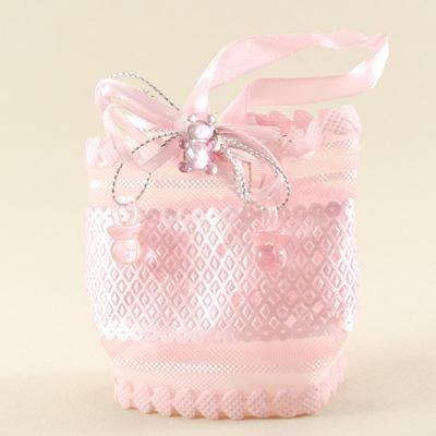 Çanta Kız Bebek Şekeri