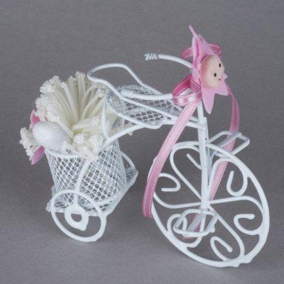 Bisiklet Kız Bebek Şekeri