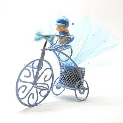 Bisiklette Bebek Biblolu Bebek Şekeri