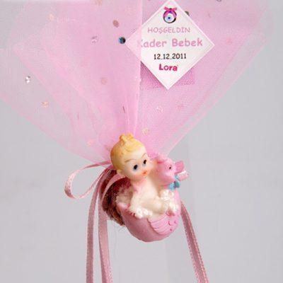 Ördek Biblolu Bebek Şekeri