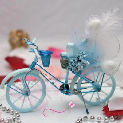 Sepetli Bisiklet Bebek Şekeri