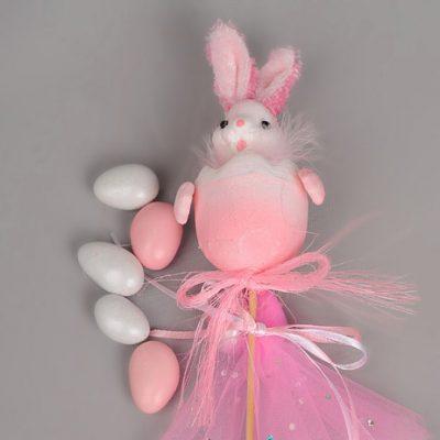 Tavşan Kız Bebek Şekeri